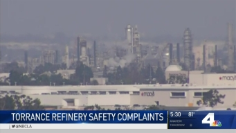 Report Shows Torrance Refinery Safety Issues