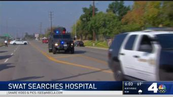 Report of Armed Man Evacuates Medical Center