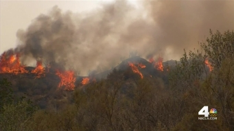 Sage Fire Grows to 1,100 Acres, Now 49 Percent Contained