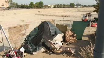 Residents Frustrated With Homeless Encampments