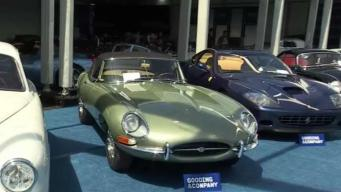 Ride in Style at Pebble Beach Concours D'Elegance