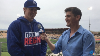 Ross Stripling Interview