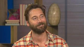 Ryan Eggold Makes Our Pulses Race