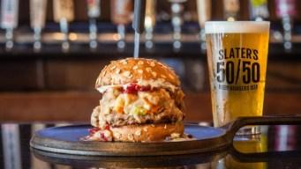 This Thanksgiving Burger Is a Bun-Based Feast