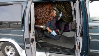 San Francisco: More Homeless Living in Vehicles
