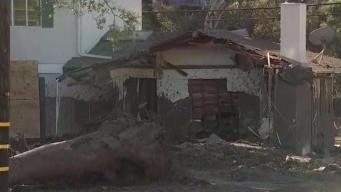 Santa Barbara County Residents Wait for Evacuation Update