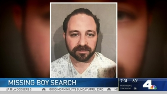 Search for Pasadena Boy After Father Arrested Continues