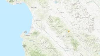 M3.4 Quake Hits Near Hollister, Salinas After M4.7 Temblor
