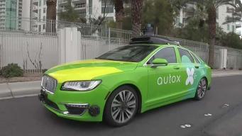 CES 2019 Sneak Peek: Self-Driving Delivery Car