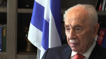 Local Jewish Community Reacts to Shimon Peres' Death