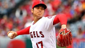 Shohei Ohtani Superb as Angels Snap Skid
