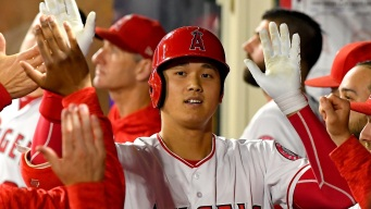 Japanese Sensation Shohei Ohtani wins AL Rookie of the Year