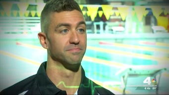 SoCal Swimmer Makes Most of 2nd Chance at Olympics