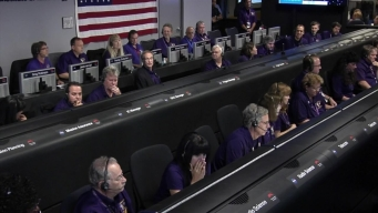 Watch: An Emotional End for Cassini's Team
