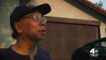 Some Duarte Residents Refuse to Evacuate