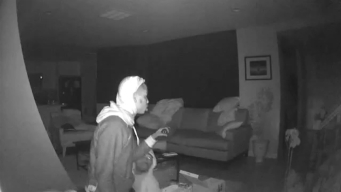 Home Intruders Caught on Camera