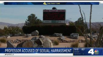 Student Accuses Victorville Professor of Sexual Misconduct