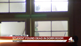Student Found Dead in Dorm
