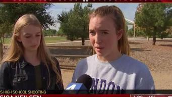 Students Describe Terror of Saugus High School Shooting