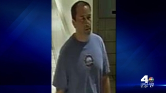 Surveillance Images Show 'Person of Interest' in Sexual Abuse