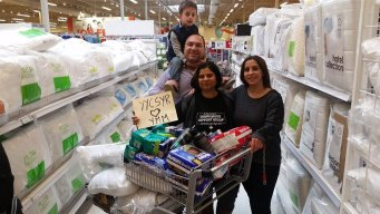Syrian Refugees in Canada Help Fort Mac Evacuees