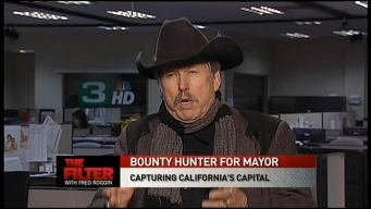 Bounty Hunter for Mayor