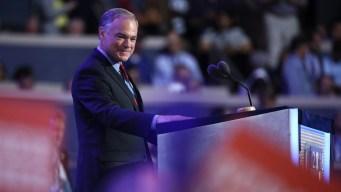Read Sen. Tim Kaine's Speech at the DNC