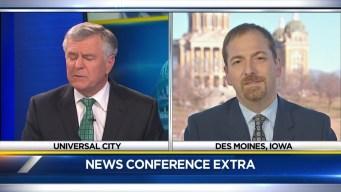 NewsConference EXTRA Finally...Iowa