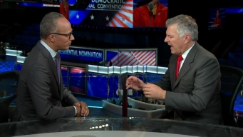 NewsConference EXTRA NBC's Holt on Covering Trump and Clinton
