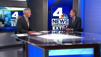 "NewsConference ""EXTRA"" LA City Attorney on Guns and Sidewalks"