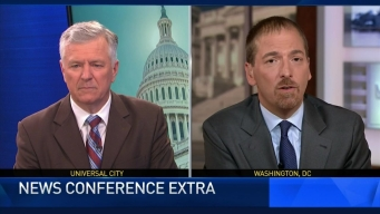 NewsConference EXTRA Analyzing Trump's Trip to Europe