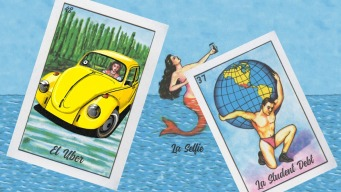 Millennial Loteria Puts New Spin On Classic Card Game