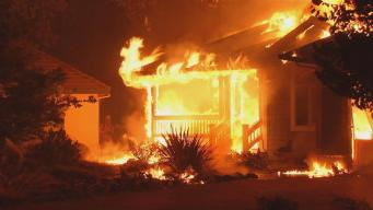 Valley Fire Ranked 9th Most Damaging Wildfire Ever in California