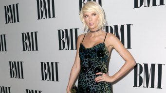 Taylor Swift Tops Forbes' List