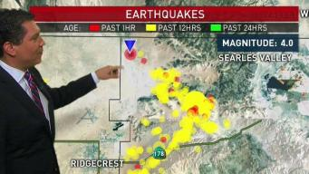 The Science Behind the July 4 Earthquake