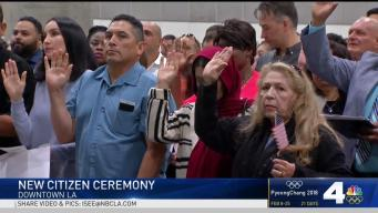 Thousands of Immigrants Become US Citizens