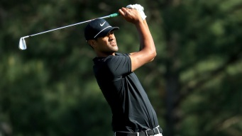 Dislocated Ankle No Problem for Golfer Tony Finau at Masters