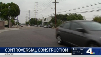 Traffic Calming Measure Criticized