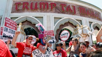 Trump Taj Mahal Casino Shutting Down