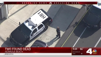 Couple Found Shot and Killed in Hermosa Beach