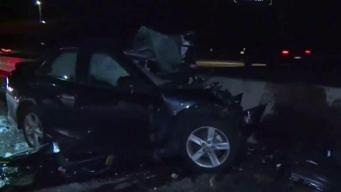 Two People Dead After Wrong Way Crash on 118 Freeway