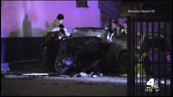 Two Killed in After-Pursuit Crash