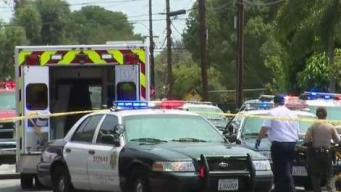 Two People Shot in San Gabriel