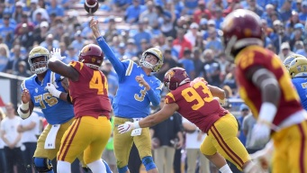 UCLA Beats USC, 34-27, in Riveting Rivalry Game