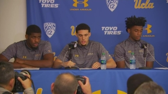 UCLA Players Apologize for China Scandal