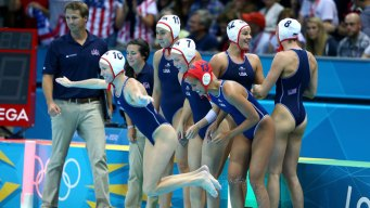 Women's Water Polo to Go for Gold