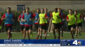 USA Soccer Opens Training Camp