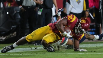 USC RB Stepp Needs Ankle Surgery, Expected to Miss Up to 5 Weeks
