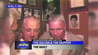 The Vault: Tommy Lasorda and Frank Sinatra