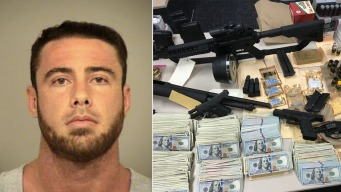 Drug Bust Yields Over $15K Worth of Steroids, Along With Guns, Cash